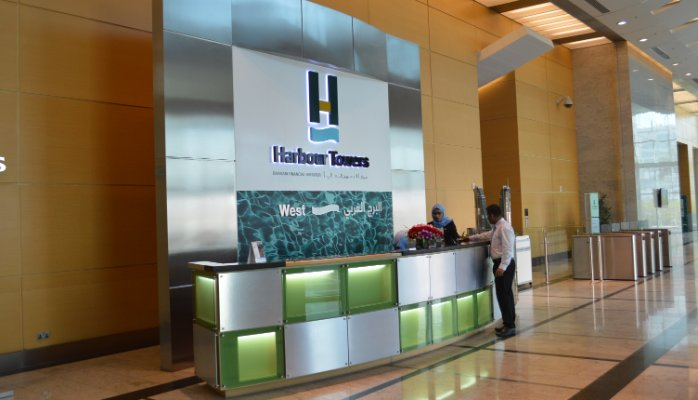 Our Rebranding is complete at the Harbour Towers