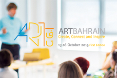 ArtBahrain - 12th - 16th October 2015
